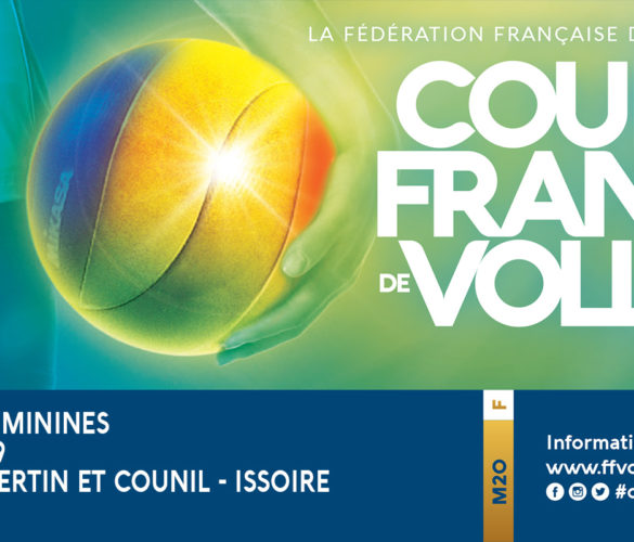 Volley Coupe de France M20