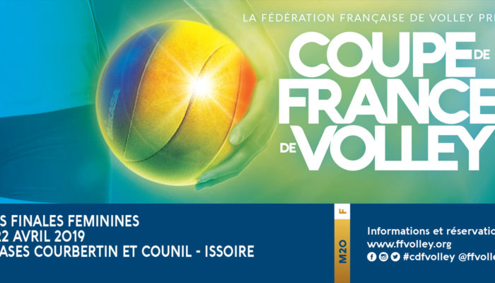 Volley Coupe de France M20