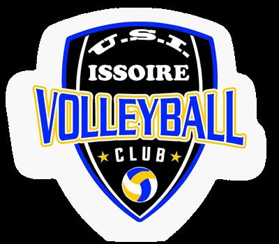 Logo USI Issoire Volley-Ball