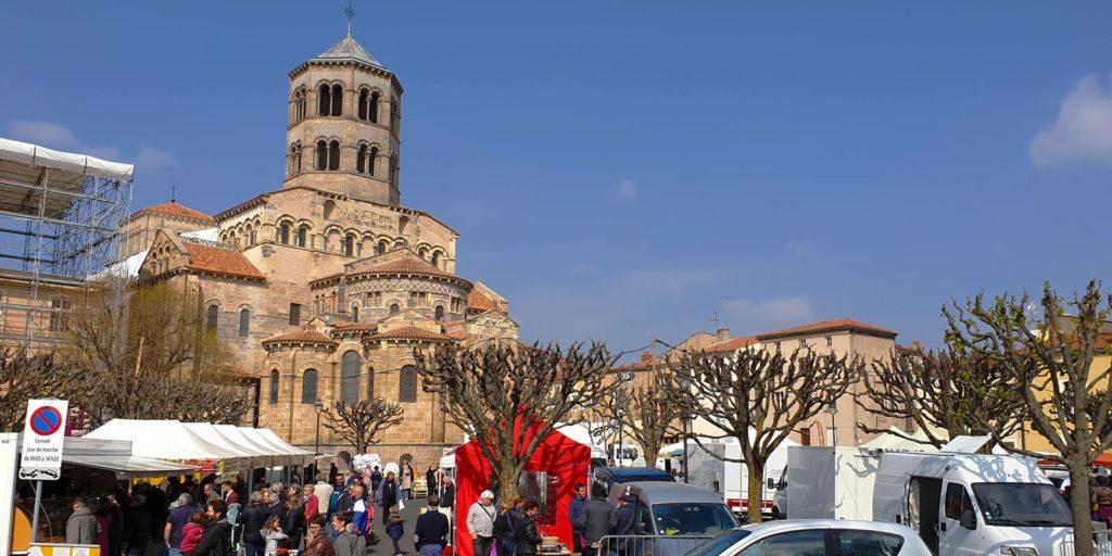 Abbatiale Issoire