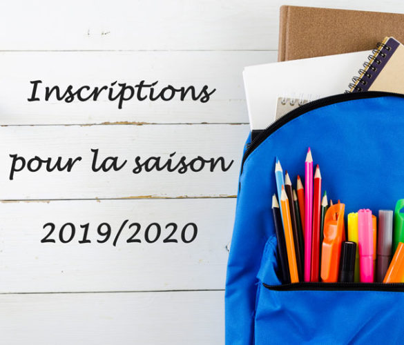 Inscriptions USI Volley 2019/2020